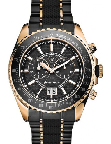 Chic Time | Montre Guess Collection Homme GC 55000G1 Sport Class XXL  | Prix : 469,90 €
