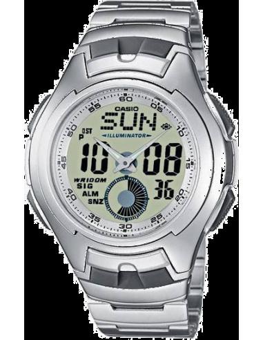 Chic Time | Montre Casio Active Dial AQ-160WD-7BVEF  | Prix : 49,90€