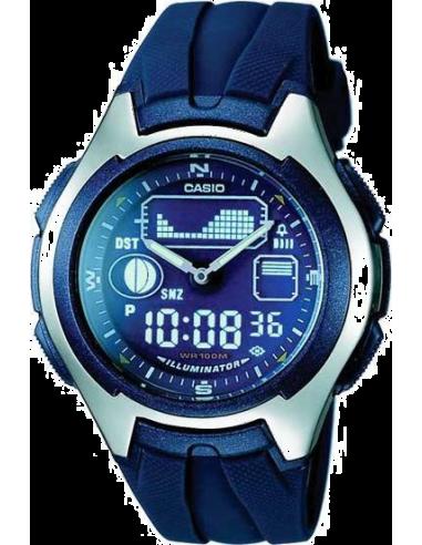 Chic Time | Casio AQ-161W-2EVEF men's watch  | Buy at best price