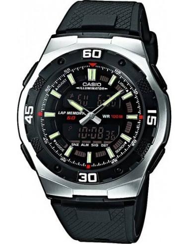 Chic Time | Casio AQ-164W-1AV men's watch  | Buy at best price