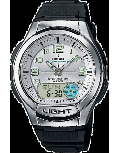 Chic Time | Casio AQ-180W-7BVEF men's watch  | Buy at best price
