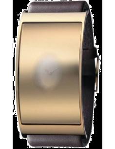 Chic Time | Montre modèle femme - Calvin Klein - Montre Femme Calvin Klein K3425409 CK Flash dorée  - Prix : 219,90 €