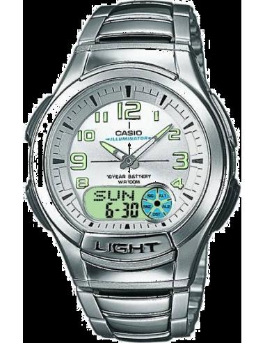 Chic Time | Casio AQ-180WD-7BVDF men's watch  | Buy at best price