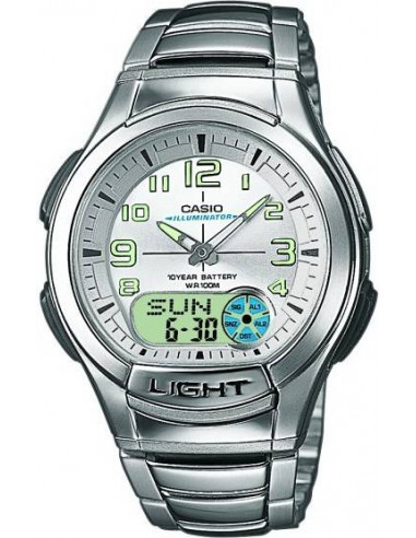 Chic Time   Montre Homme Casio Collection AQ-180WD-7BVES    Prix : 49,00€