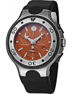 Chic Time | Montre Homme Movado Chronograph 2600040  | Prix : 792,90 €