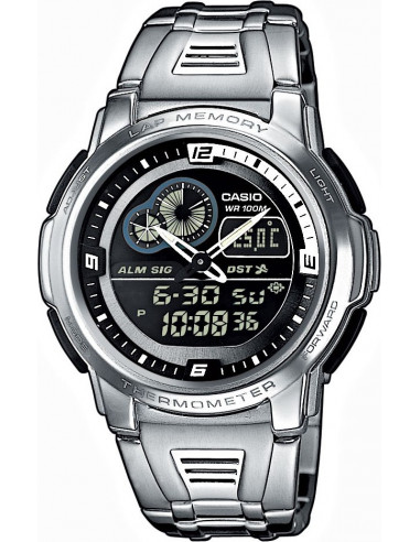 Chic Time   Casio AQF-102WD-1BVEF men's watch    Buy at best price
