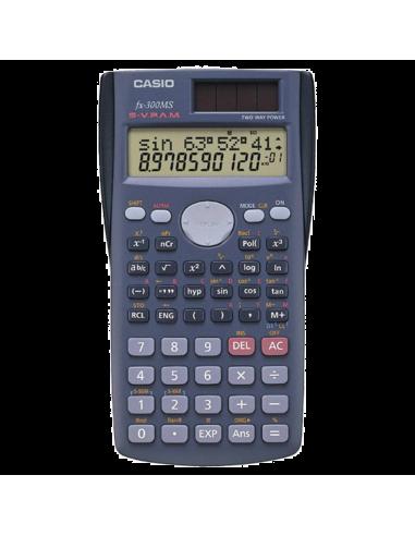 Chic Time | Calulatrice Scientifique 2 Lignes Casio FX-300MS Plus 229  | Prix : 28,90€
