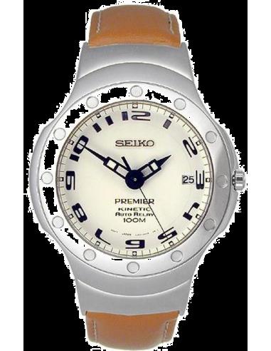 Chic Time | Montre Homme Seiko Auto Relay SMA185  | Prix : 344,90€