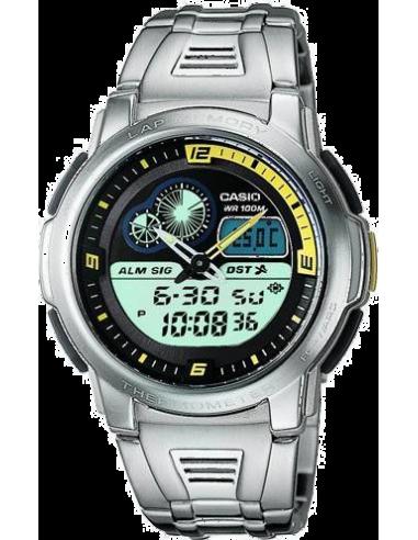 Chic Time | Montre Casio Collection AQF-102WD-9BVEF  | Prix : 59,90€