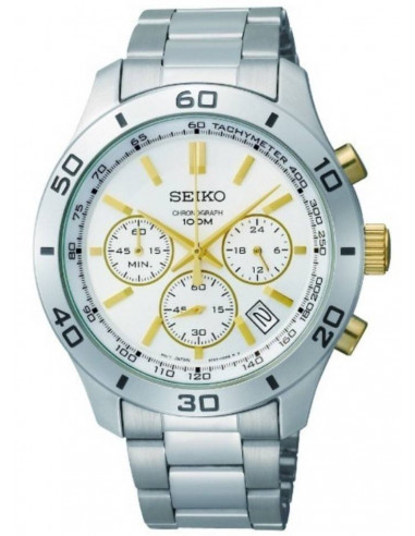 Chic Time | Montre Homme Seiko SSB075  | Prix : 189,90€