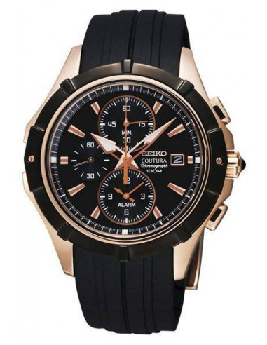 Chic Time   Montre Homme Seiko Coutura SNAF14    Prix : 371,00€