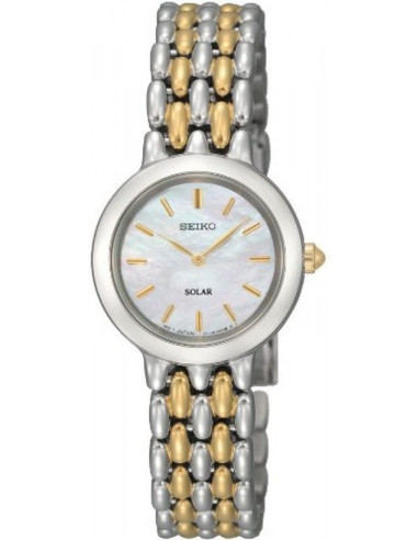 Chic Time | Montre Femme Seiko Solar 57018  | Prix : 329,90€