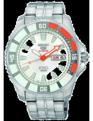 Chic Time | Montre Homme Seiko 5 Sports Automatique SRP201  | Prix : 270,90€