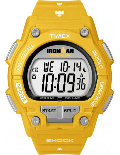 Montre Mixte Timex Ironman T5K430 Jaune