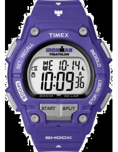 Montre Mixte Timex Ironman T5K431 Violet