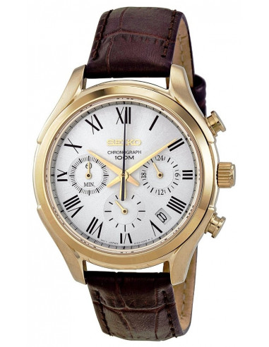 Chic Time   Seiko SSB022 men's watch    Buy at best price