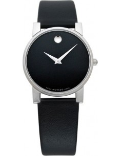 Chic Time | Montre Homme Movado Museum Moderno 0604230  | Prix : 199,50 €