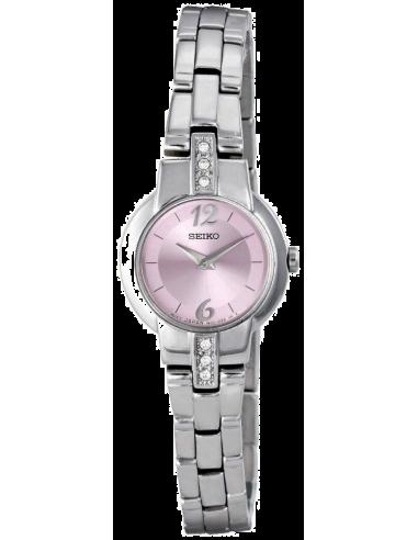 Chic Time | Montre Femme Seiko Swarovski SUJG37  | Prix : 159,00€