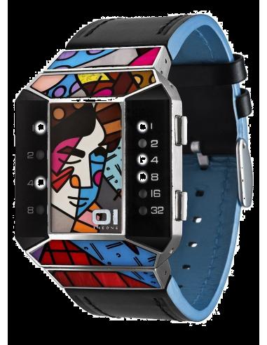 Chic Time | Montre The One SC124W1 Romero Britto Art  | Prix : 273,83€