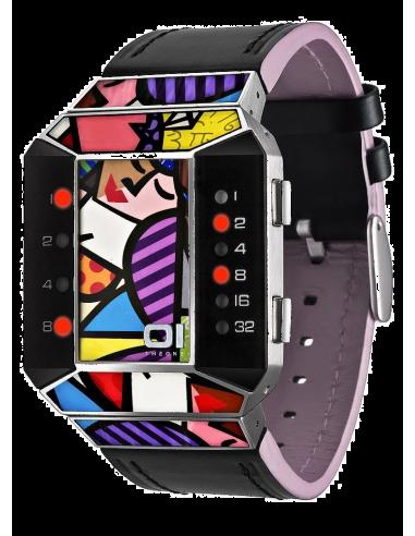 Chic Time | Montre The One SC123R1 Romero Britto Art  | Prix : 284,10€