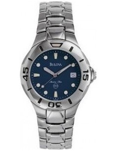 Chic Time   Montre Homme Bulova Marine Star 96B58    Prix : 143,75€