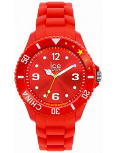 Chic Time | Ice Watch  - Montre Ice Watch WO.CN.B.S.12 Ice-World Chine  - Prix : 84,90 €