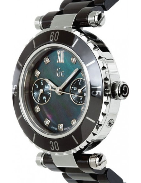 Chic Time | Montre Femme Guess Collection I46003L2 Precious Diver Chic  | Prix : 478,90€