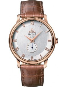 Chic Time | Montre homme Omega De Ville Co-Axial Prestige Small Seconds Or Rose  | Prix : 5,890.00