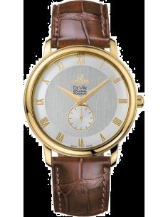Chic Time | Montre homme Omega De Ville Co-Axial Prestige Small Seconds Or  | Prix : 5,890.00