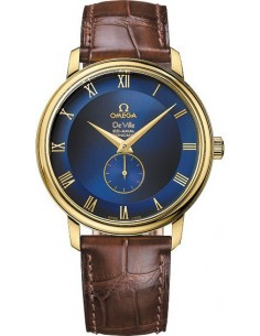 Chic Time | Montre homme Omega De Ville Co-Axial Prestige Small Seconds Or  | Prix : 5,890.00