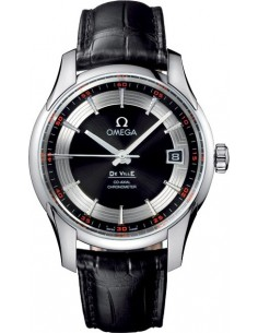 Chic Time | Montre homme Omega De Ville Co-Axial Hour Vision  | Prix : 5,100.00