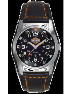 Chic Time | Montre Homme Bulova 76B31 Edition Harley Davidson  | Prix : 179,00€