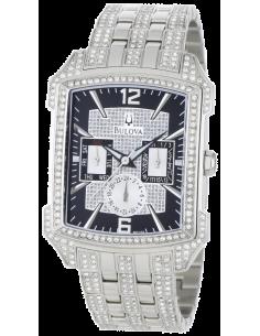 Chic Time | Montre Homme Bulova 96C108 Crystal Striking Visual Design  | Prix : 266,10€