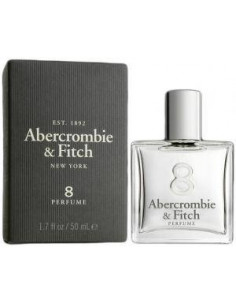 Chic Time | Parfum Abercrombie & Fitch 8 for woman 50ml  | Prix : 119,00€
