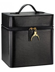Chic Time | Sac Vanity Lady Gaga Black Collector - Edition Limitée  | Prix : 149,90 €