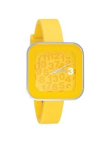 Chic Time   Montre Femme Nixon Rocio A162-639 Bracelet jaune    Prix : 93,90€