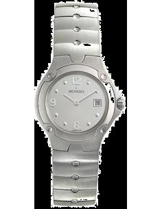 Chic Time | Montre Femme Movado 0604599 Argent  | Prix : 279,60€