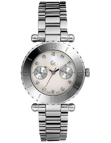 Chic Time | Montre Femme Guess Collection Diver Chic I30500L1  | Prix : 339,90€