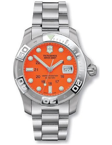 Chic Time | Montre Homme Victorinox Swiss Army 241174 Dive Master 500  | Prix : 284,55 €