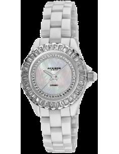 Chic Time | Montre Femme Akribos XXIV AK518SSW Baguette  | Prix : 181,91€