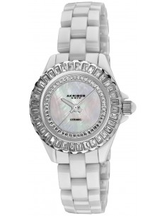 Chic Time | Akribos XXIV AK518SSW women's watch  | Buy at best price