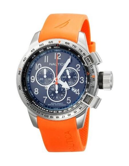 Chic Time | Montre Nautica BFC Chronograph N19523G  | Prix : 239,90€