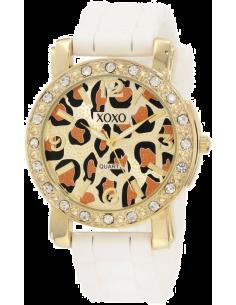 Chic Time   Montre Femme XOXO XO8059 Blanc    Prix : 39,90€
