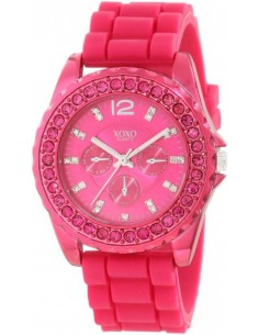 Chic Time | Montre Femme XOXO XO8042 Rose  | Prix : 39,90€