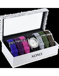 Chic Time   Montre Femme XOXO XO9028 Violet    Prix : 29,00€