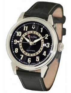 Chic Time   Montre Homme Bulova Accutron 63B012 Gemini    Prix : 593,75€