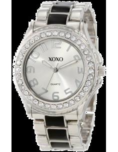 Chic Time   Montre Femme XOXO Rhinestones Accent XO5405    Prix : 34,99€