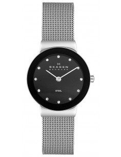 Chic Time | Montre Femme Skagen Freja 358SSSBD  | Prix : 71,40€