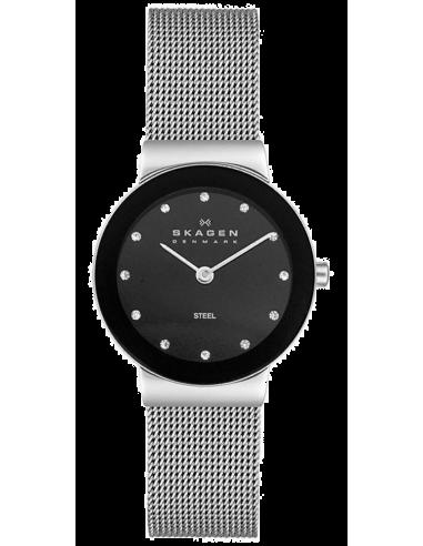 Chic Time   Skagen 358SSSBD women's watch    Buy at best price