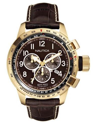 Chic Time   Nautica N23501G men's watch    Buy at best price